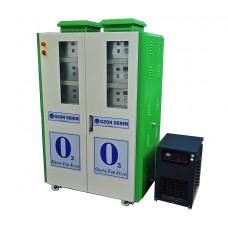 PLC Controlled 300 GR/HR Ozone Machine